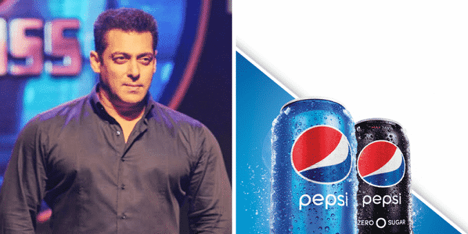 Salman Khan appointed as Pepsi's ambassador
