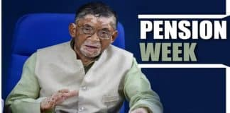 Santosh Gangwar inaugurates Pension Week