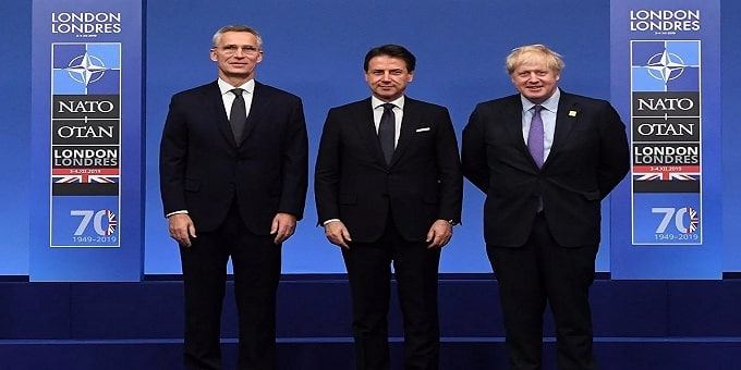 Two day NATO Summit 2019