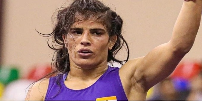 Weightlifter Seema banned for four years for doping by NADA