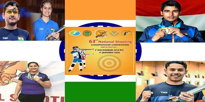 63rd National Shooting Championship Competitions