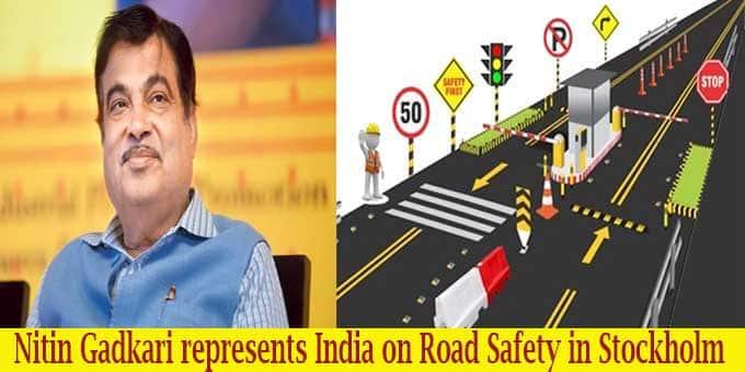 Nitin Gadkari Road Safety