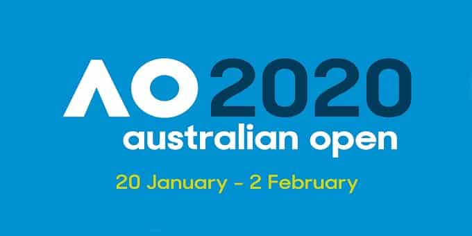 Overview of 108th Australian open 2020