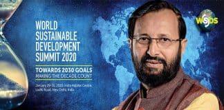Prakash javadekar inaugurates World Sustainable Development Summit