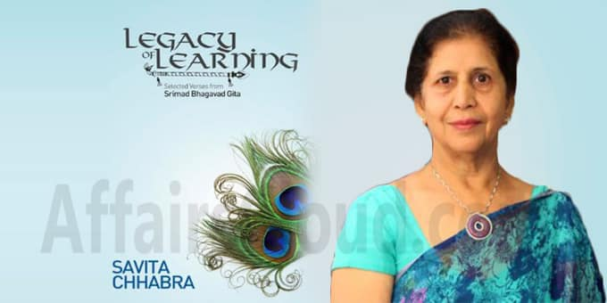 A new book titled Legacy Of Learning