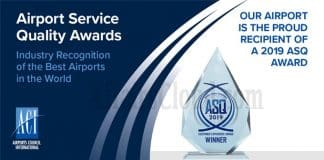 AAI airports among best aerodromes 2019 ASQ awards