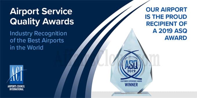 AAI airports among best aerodromes 2019 ASQ awards