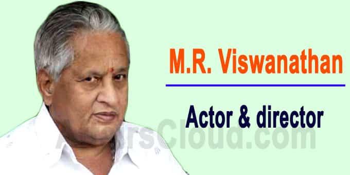 Actor, director M