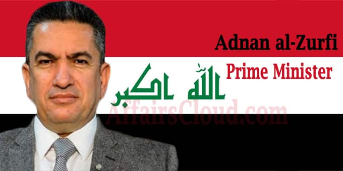 Adnan al-Zurfi as new PM