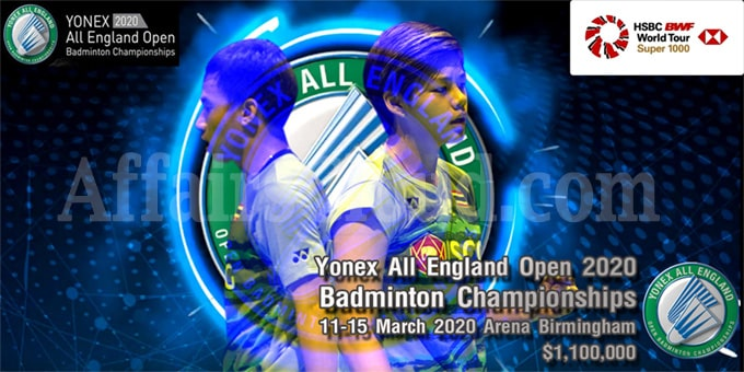 All England Open 2020