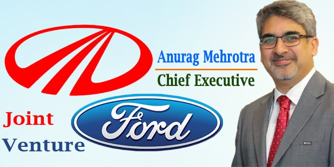Anurag Mehrotra as Chief Executive
