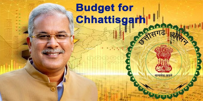 Baghel presents budget for Chhattisgarh