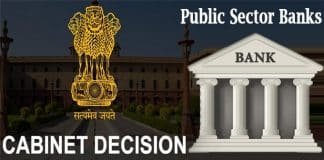 Cabinet approves Public Sector Banks