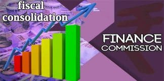 Finance Commission review fiscal consolidation