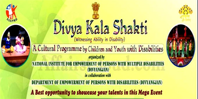 First regional edition Divya Kala Shakti-Witnessing the Abilities in Disabilities