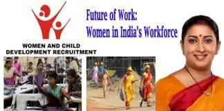 Future of Work Women in India Workforce