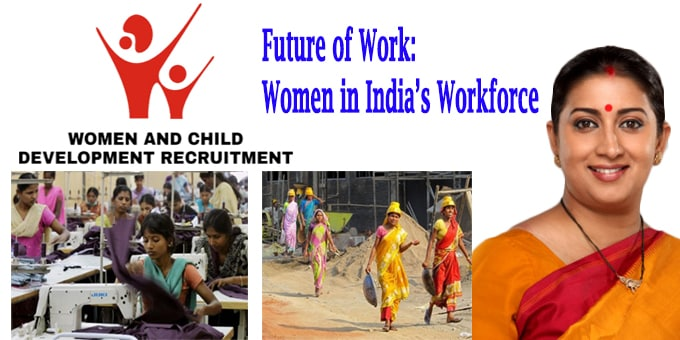 Future of Work Women in India Workforce