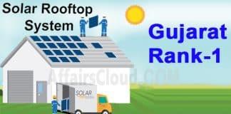 Gujarat tops in domestic solar rooftop installations new