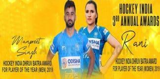 Hockey India 3rd Annual Awards 2019 new