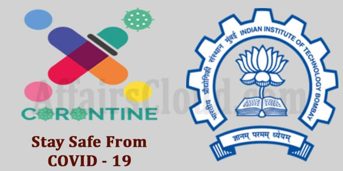 "IIT Bombay develops two apps ""Corontine"" and ""Safe""new"