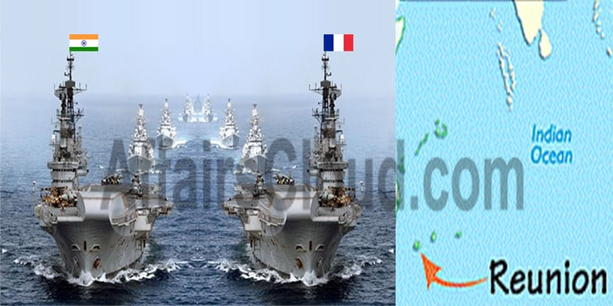 India France conduct joint patrols from Reunion Island