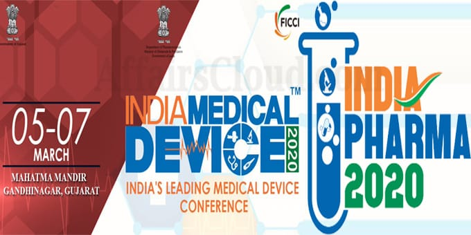 India Pharma & India Medical Device 2020