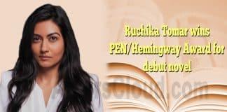 Indian-origin US author Ruchika Tomar