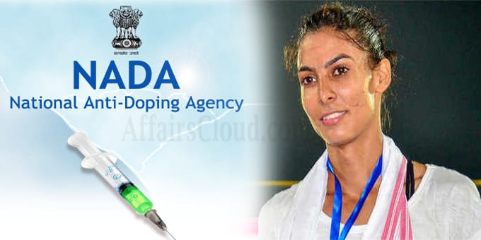 Indian runner Prachi suspended after testing positive for Oxandrolone