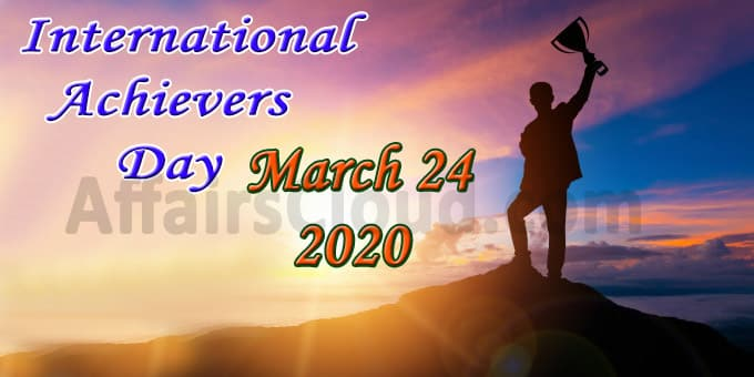 International Day for Achievers 2020