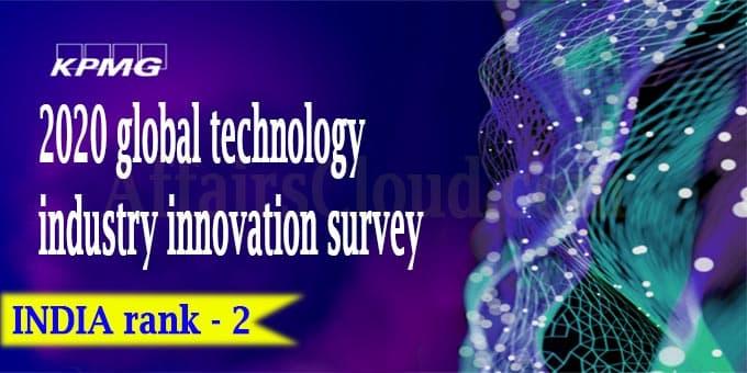 KPMG 2020 global technology