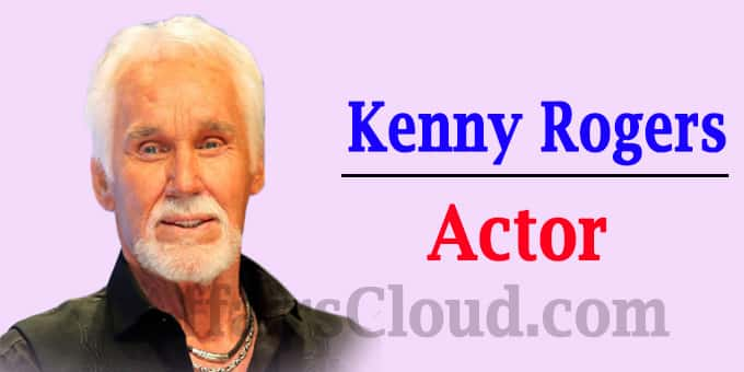 Kenny Rogers actor