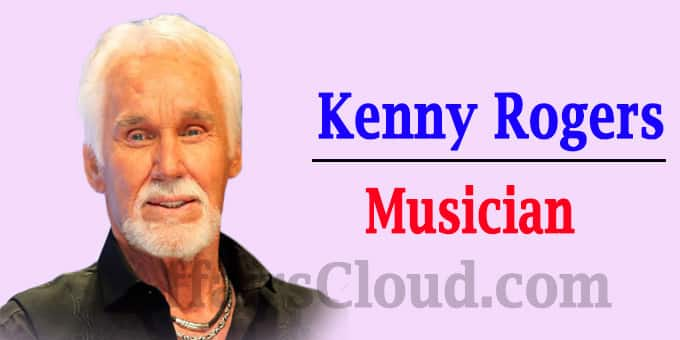 Kenny Rogers musician