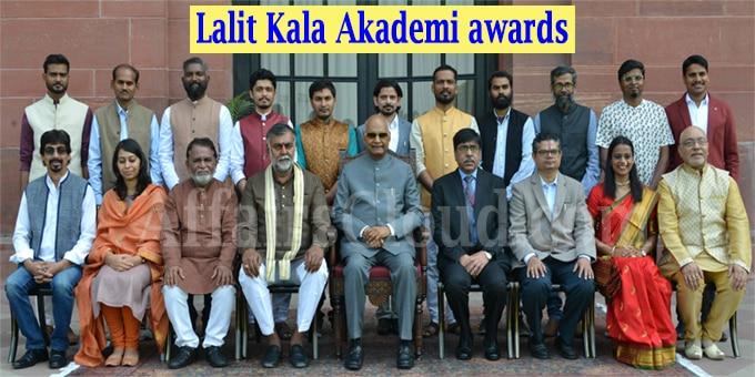 Lalit Kala Akademi awards