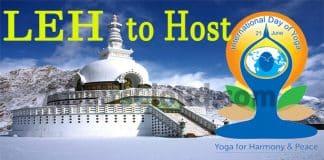 Leh to host International Yoga Day