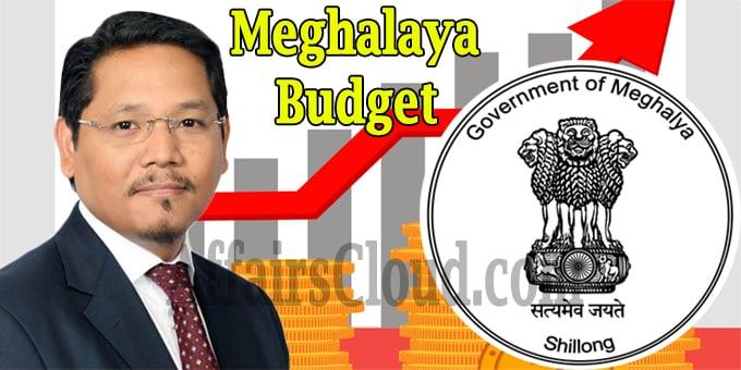 Meghalaya CM presents deficit budget
