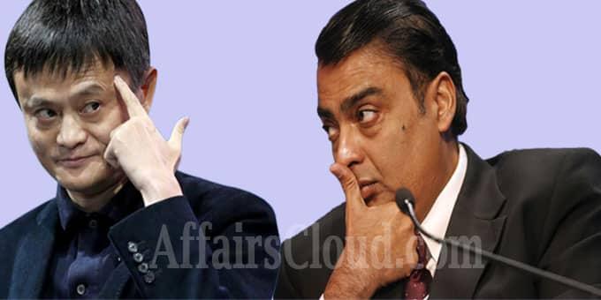 Mukesh Ambani loses Asia richest man title to Jack Ma