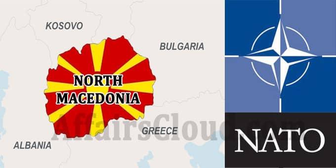 NATO North Macedonia becomes 30th member