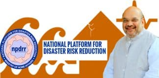 National Platform for Disaster Risk Reduction with Amit Shah as head