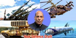 New draft defence