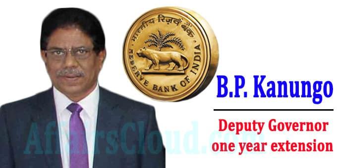RBI Deputy Governor B