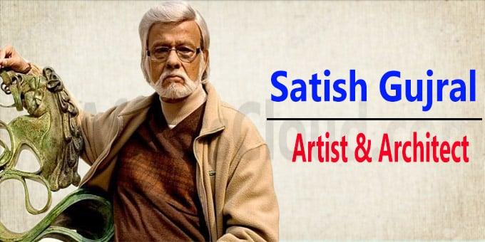 Satish Gujral Artist