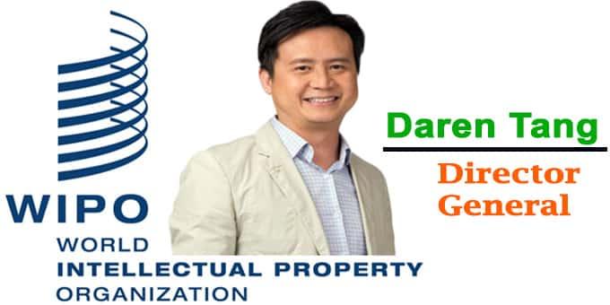 Singaporean Daren Tang elected wipo director general