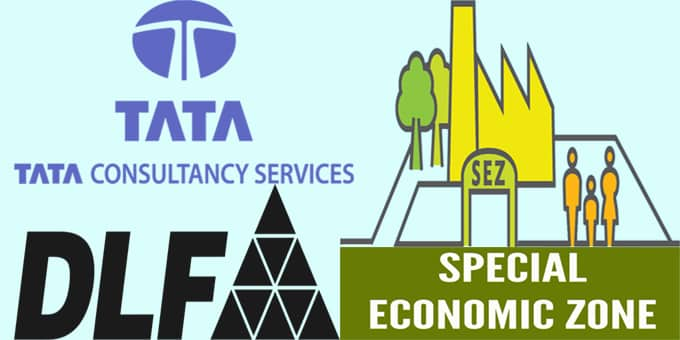 TCS DLF proposals to set up SEZ