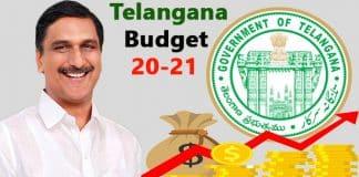 Telangana's Budget 2020-21 new 1