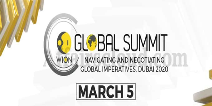 WION global summit held in Dubai
