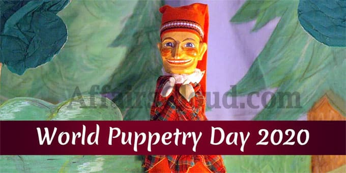 World Puppetry Day 2020