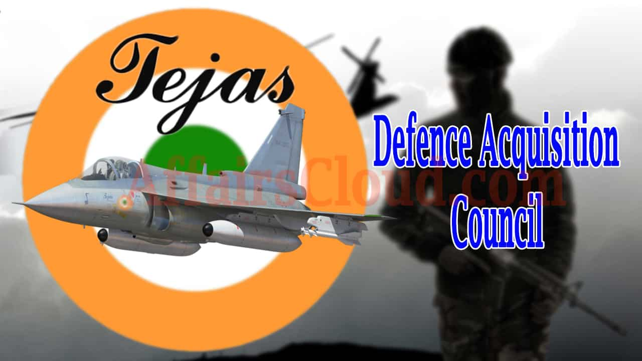 defence acquisition council