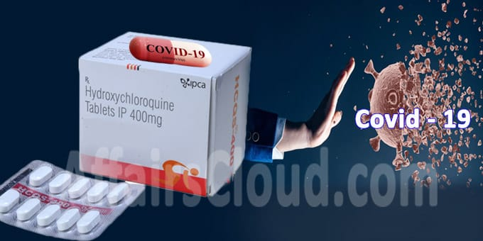 hydroxychloroquine COVID 19