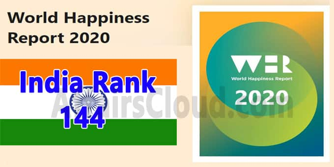 world happiness report 2020