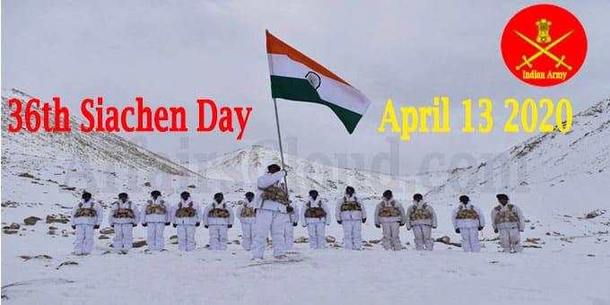 36th Siachen Day